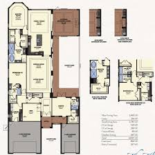 floor plans with courtyards plumeria floor plan the isles of collier preserve in naples fl