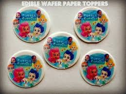 guppie cake toppers 100 guppies cupcake decorations guppies cake