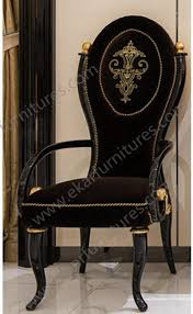 wholesale italy antique dining room wood design dining chairs tv 009