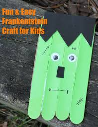 Fun Easy Halloween Crafts by 5 Halloween Crafts For Kids Easy Projects To Make With Kids