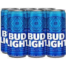 bud light can oz bud light beer 10 oz can walmart com