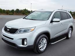 kia sorento running boards door running boards side steps