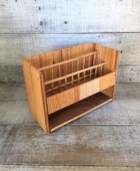 Wicker Desk Organizer Desktop Organizer Vintage Wicker Desk Organizer Bamboo Desktop