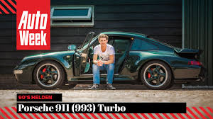 porsche 911 turbo 90s porsche 911 993 turbo 90 u0027s helden youtube