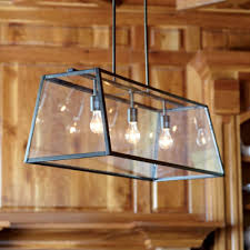 Rectangular Island Light Rectangular Island Light In Home Designs