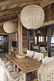 salle à manger décos intérieur pinterest cabin interiors
