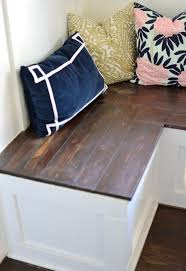 Bench For Dining Room How I Built A Built In Bench Hometalk