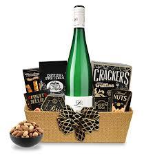 wine gift baskets buy riesling wine gourmet gift basket online
