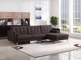Sofa Sleeper With Chaise Chocolate Fabric Sofa Sleeper Ds Copus Fabric Sectional Sofas