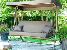garden swing with canopy 2 seat outdoor porch swing with canopy in