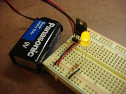 how to make a circuit on breadboard wiring diagram components