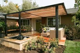 modern porch front porch pergola design ideas