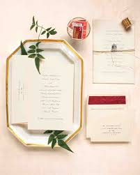 your wedding stationery etiquette questions answered martha