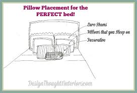 How To Make The Bed How To Make The Perfect Bed Archives Design Thoughts Studio
