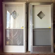 interior mobile home door mobile home screen door combo http thefallguyediting com