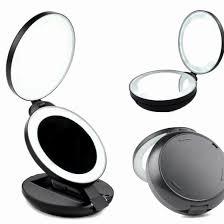 lighted travel makeup mirror 15x 15x lighted travel makeup mirror lovely sallybeauty mirrors makeup