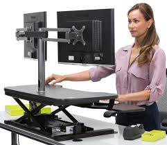 Desk Extender For Standing Best 25 Electric Standing Desk Ideas On Pinterest Standing
