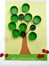 bottle cap activity for kids apple search applegreen cottage