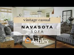 Ashley Furniture Farmhouse Table by Navasota Sofa Ashley Furniture Homestore