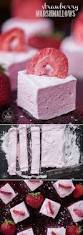 strawberry marshmallows self proclaimed foodie