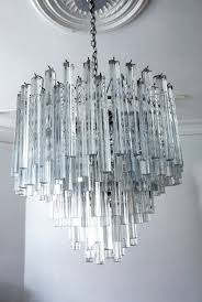 Teal Glass Chandelier Stunning Glass Chandelier Modern Adorable Modern Glass Chandelier