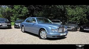 bentley arnage r bentley arnage r mulliner marlow cars youtube