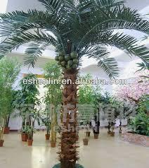wedding decoration cheap fiberglass artificial tree big trees with