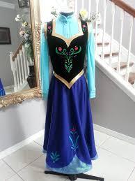 Anna Frozen Costume Anna Frozen Vest Only