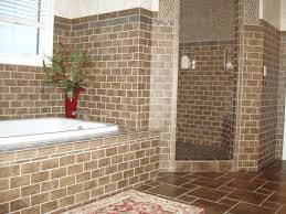 custom tiled soaking tub with separate walk in shower bathroom custom tiled soaking tub with separate walk in shower