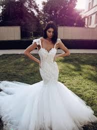 lauren elaine calais blush lace illusion mermaid wedding gown