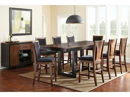 Zebra Dining Chair Vendor 3985 Julian Counter Height Dining Table With Granite Insert