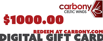 1000 gift card 1000 00 gift card carbony celtic winds