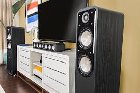 home theater center speaker home cinema loudspeaker system polk audio signature s5535hcs 5 0