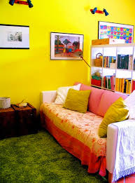 Best BRIGHT Paint Colors Images On Pinterest Home Spaces - Bright colors living room