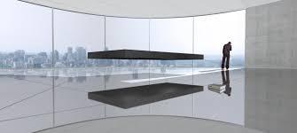 Floating Bed Construction by Janjaap Ruijssenaars Magnetic Floating Bed Miragestudio7 2018