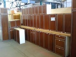 vintage st charles kitchen cabinets in terra cotta for sale