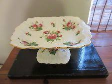 grandmother s bone china hammersley grandmother s sugar tray only b11d