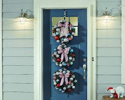 Home Depot Holiday Decor Christmas Wreath Trio My Altered State
