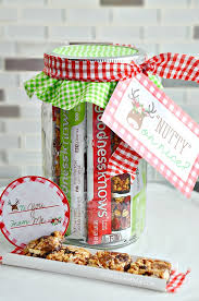 snack jar gift idea and free printables the 36th avenue