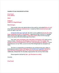 Assist Letter Of Demand Everything You To About A Cease And Desist Letter