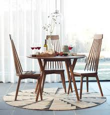 West Elm Dining Room Table We Love West Elm And Miac Collaboration Museum Of Indian