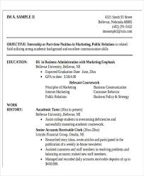 business resume templates 20 modern business resume templates pdf doc free premium