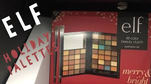 elf holiday palettes at walmart affordable beauty sets for