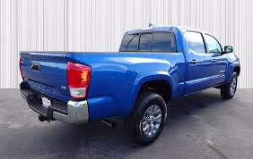 Toyota Tacoma Double Cab Long Bed 2016 Toyota Tacoma Sr5 Double Cab 3 5l V6 Long Bed New Export