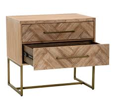 bedroom nightstand north shore night stand white and mirrored
