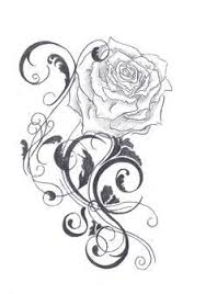 29 best butterfly heart rose tattoo design images on pinterest