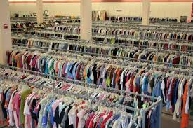 used clothing stores thrift store tips what to buy what not to buy