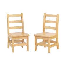 Wooden Chair Png Amazon Com Jonti Craft 5908jc2 Kydz Ladder Back Chair Pair 8