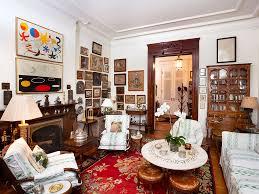 Pictures Of Livingrooms Lauren Bacall Behind The Closed Doors Of Her 26 Million