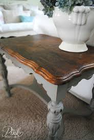 Refurbished End Tables by Best 25 Refurbished Dining Tables Ideas On Pinterest